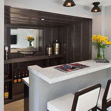 Contemporary Wine Cellar by Artistic Designs for Living, Tineke Triggs