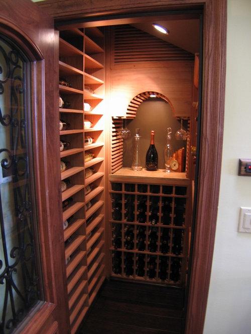 Small Wine Cellar Houzz