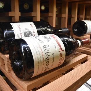 San Juan Capistrano Orange County Wine Cellar Wrought Iron Redwood Wine Barrel