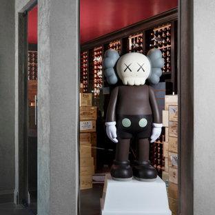 Sarasota Vue Penthouse Build-Out Wine Cellar