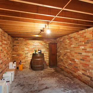 Shed/Man Cave with Underground Wine Cellar