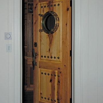 Ship Port Wine Door