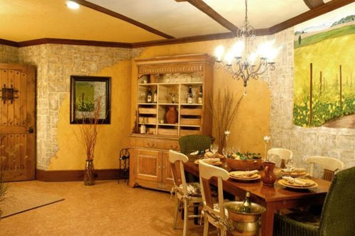 Cute Dining Room Home Design Ideas Pictures Remodel And