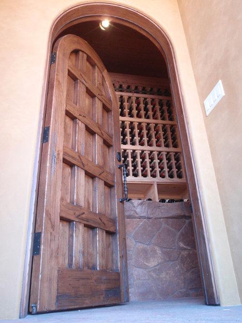 Wine Barrel Table | Houzz