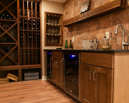Cleveland Wine Cellar Design Ideas Renovations Photos