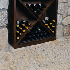 Traditional Wine Cellar by AKDO