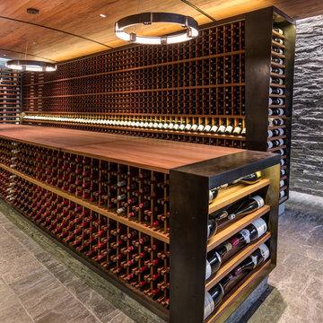 Slopeside Wine Cellar