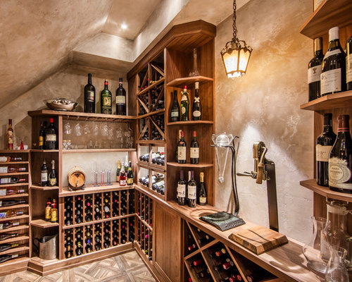 Small space wine cellars by papro consulting for Cost to build a wine cellar