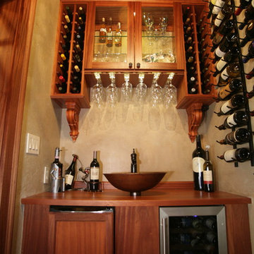 Small Wine Cellars That Pack A Lot of Punch ~ Or Wine