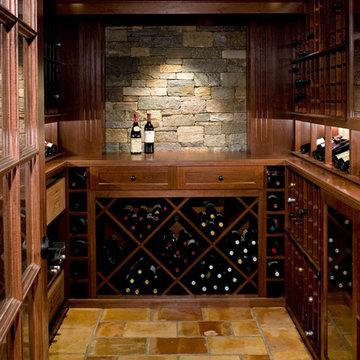 Small Wine Room - Easton, CT