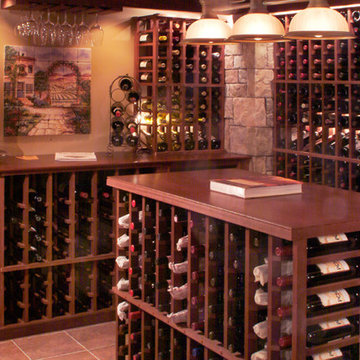 Small wine room-Kingston, MA