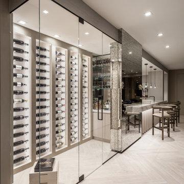 South Beach Penthouse W Wine cellar