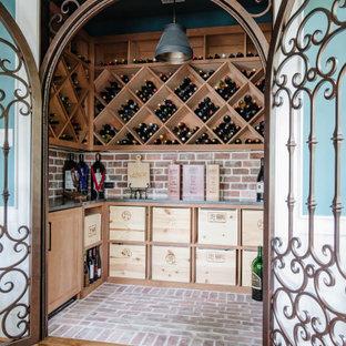 Idéer för att renovera en vintage vinkällare