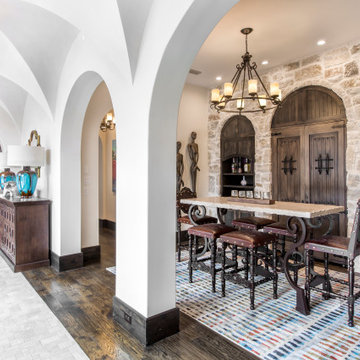 Spanish Eclectic Home