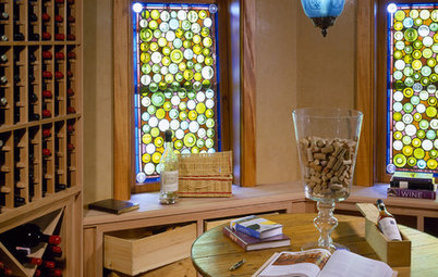 Color Your Home's View With Stained Glass
