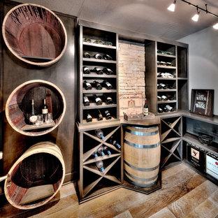 75 Most Popular Farmhouse Kansas City Wine Cellar Design Ideas for 2019  Stylish Farmhouse