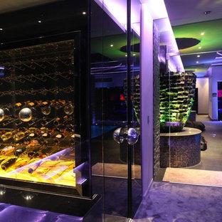 Statement wine cabinet (copyright)