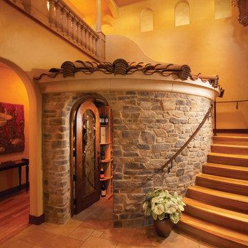 Stone Wine Cellar