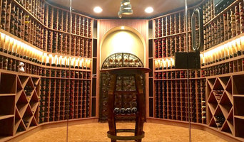 Strand Contemporary Cellar W/ Lighting - St. Louis. MO