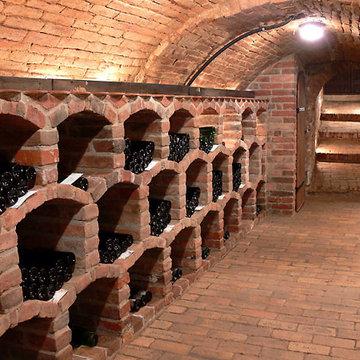 Street Paver Wine Cellar