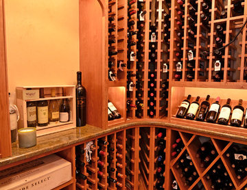 Sugarwoods Project | Wine Cellar
