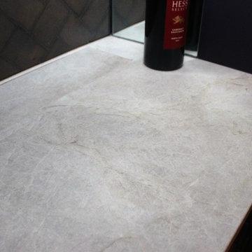 Taj Mahal Leather Quartzite Countertop