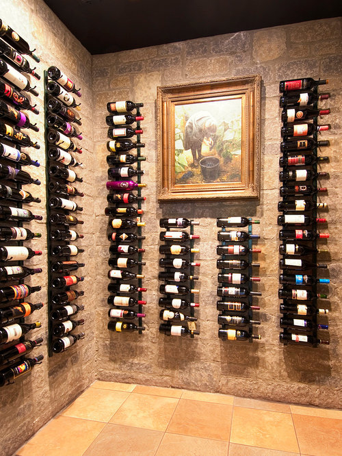 Wall Wine Shelves Wall Wine Rack  Houzz