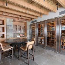 Wine Cellar by Revel Custom Wine Cellars