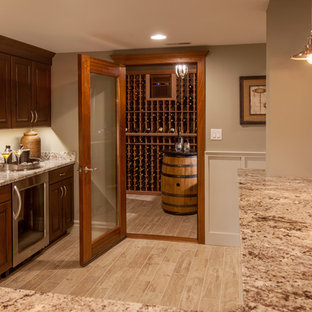 75 Most Popular Contemporary St Louis Wine Cellar Design Ideas For