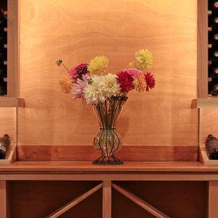 THIS SEASON'S STUNNER: Wine Cellar Made to Order