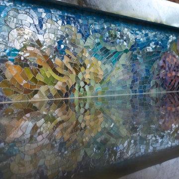 Thorne Oahu Kitchen Mosaic