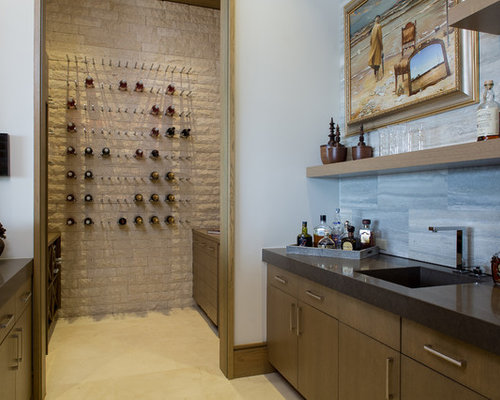 Transitional Orlando Wine Cellar Design Ideas, Remodels & Photos
