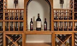 Traditional Edina Wine Cellars
