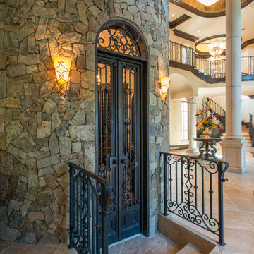 Traditional Mediterranean The Woodlands