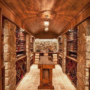 Traditional Wine Cellar
