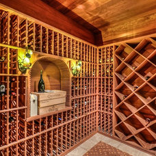 Traditional Wine Cellar Traditional Wine Cellar