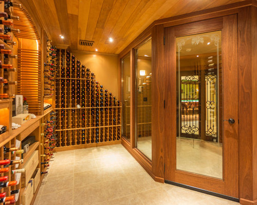 Houzz Traditional Wine Cellar Design Ideas Amp Remodel