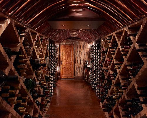Best wine storage ideas design ideas remodel pictures for Garage wine cellar
