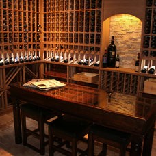 Wine Cellar by Papro Consulting - Wine Cellars