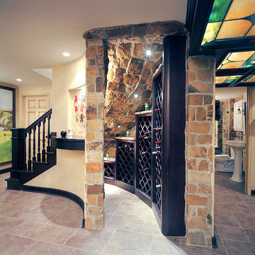 Tuscan Style Home Remodel