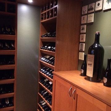 Twilight Melamine Wine Pantry