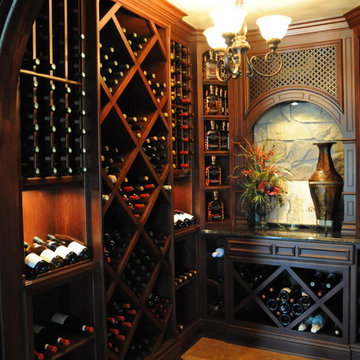 Unique Wine Cellars by Jim French