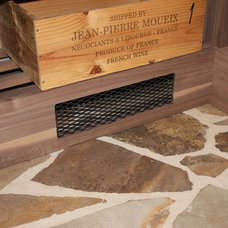 Traditional Wine Cellar by Wine Cellar Innovations