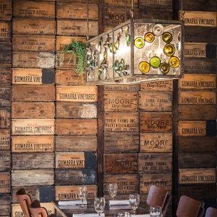 Eklektischer Weinkeller in San Diego