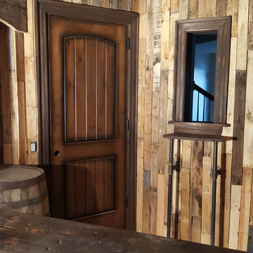 Upper Straits Wine Cellar Build-Out
