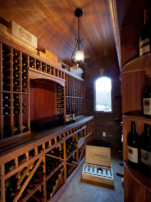 Wine Cellar Cigar Humidor Home Design Ideas, Pictures, Remodel and Decor