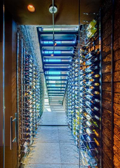Contemporáneo Bodega by Kevin B Howard Architects, AIA