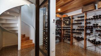 Vic Ash Wine Cellar