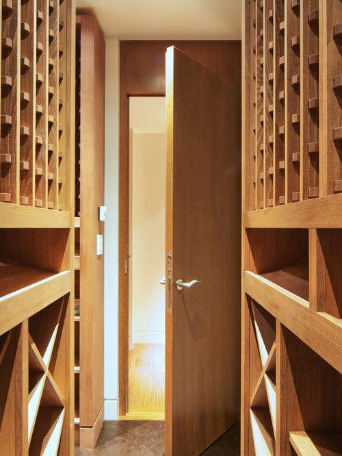 vin de garde custom traditional wood wine cellar. Black Bedroom Furniture Sets. Home Design Ideas