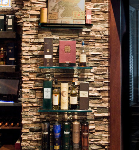 7 Basement Ideas On A Budget Chic Convenience For The Home: Scotch Display Ideas, Pictures, Remodel And Decor